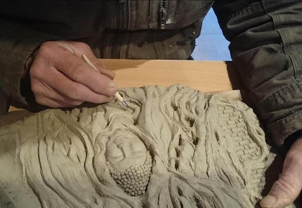 Association l'Aurore - Modelage terre et cuisson Raku
