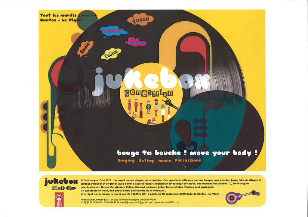 Jukebox Génération