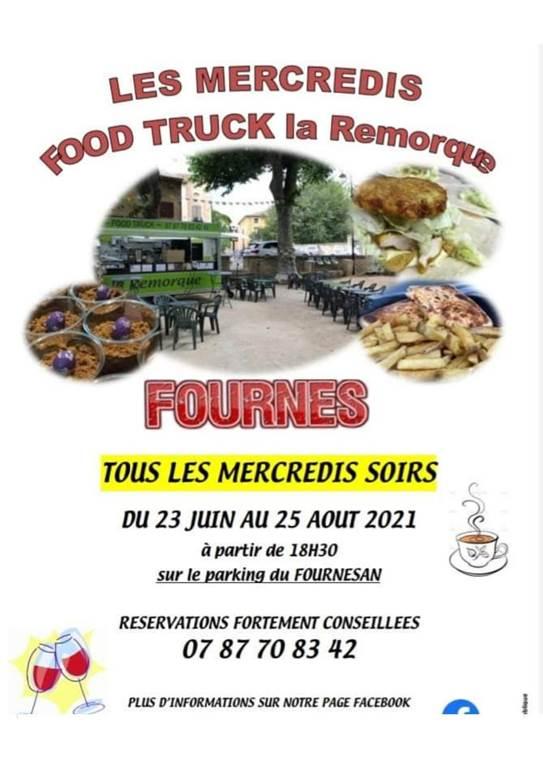 Food Truck de la Remorque