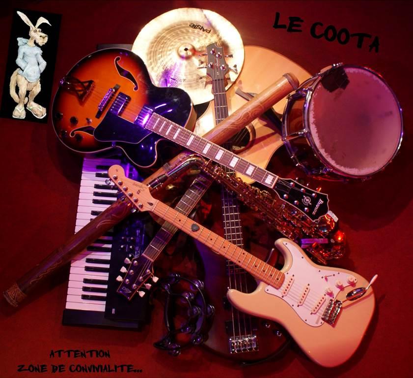 Concerts au Coota
