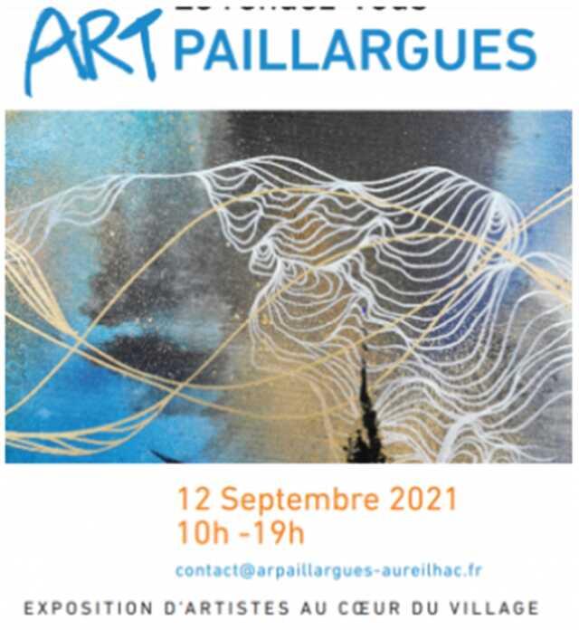 Exposition ART-Paillargues - Artistes locaux