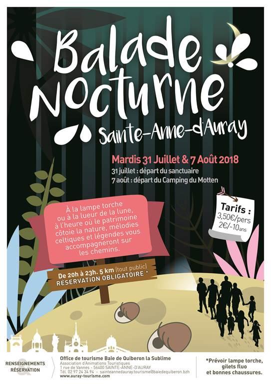 Nature Balade Conte Nocturne Et Randonnée Morbihan w7qzOUx