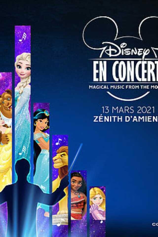 Comédie musicale : Disney en concert