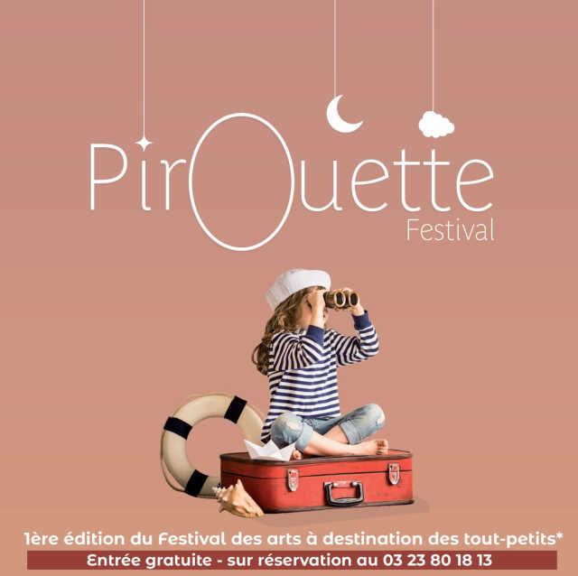 Pirouette Festival à Champs