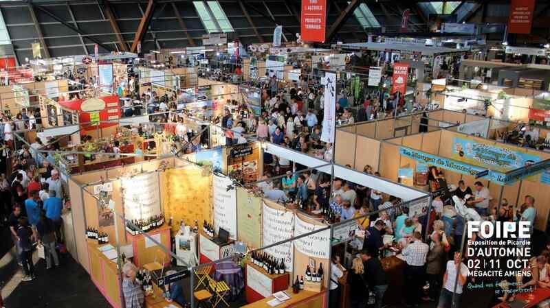 Foire Exposition de Picardie d'Automne