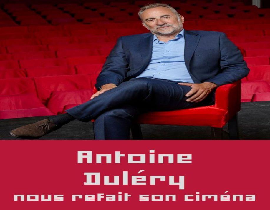 Musivales : Antoine Duléry nous refait son cinéma
