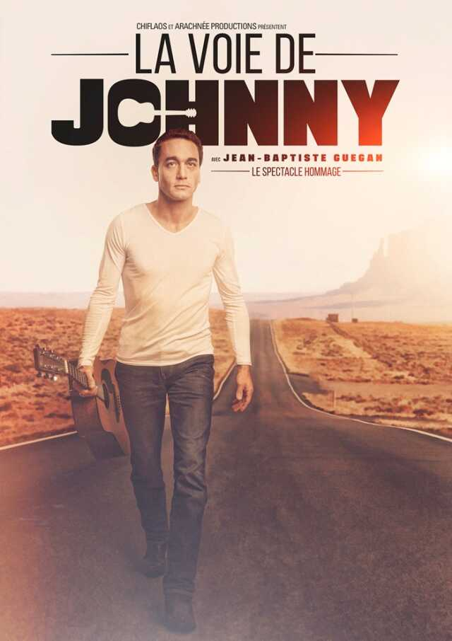 Concert : La Voie de Johnny / Jean Baptiste Guégan