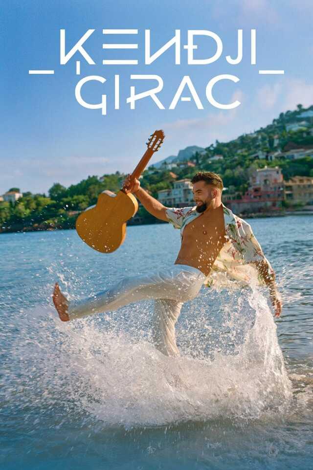 Concert : Kendji Girac