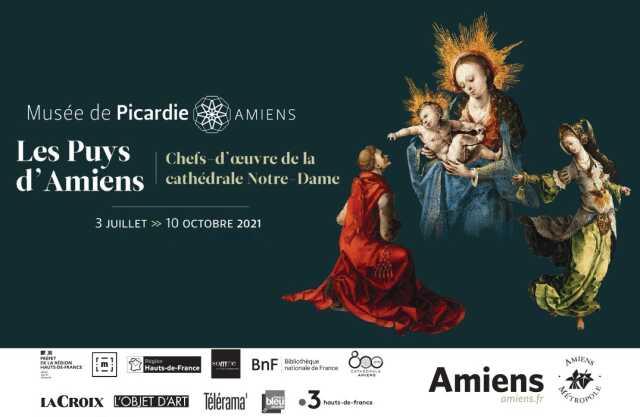 Exposition : Les Puys d'Amiens, chefs-d'oeuvre de la cathédrale Notre-Dame