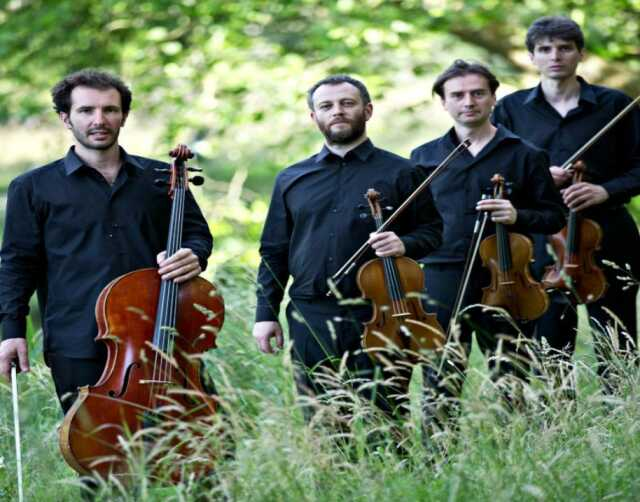 Musivales : Quatuor Bela et Julien Appert