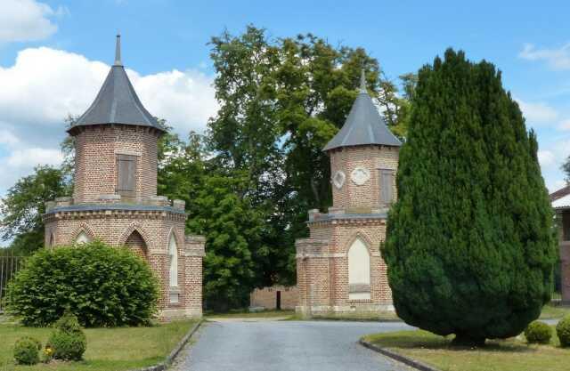La ferme du château de Breilly