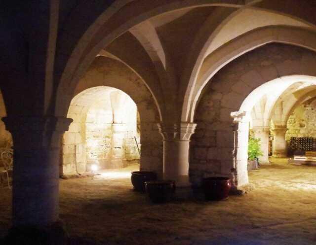 Patrivales : Les caves se rebiffent ! Archéologie du sous-sol