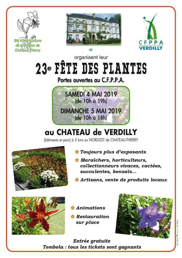 23ème Fête des Plantes et Journées Portes Ouvertes