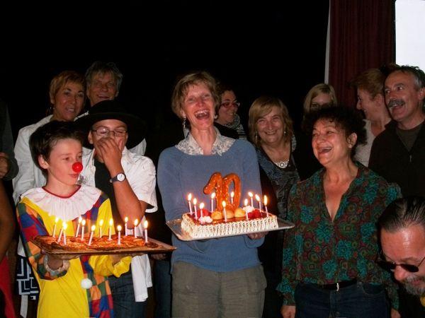Fête des 20 ans de Al Dente