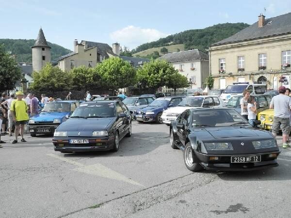9ème Montée de véhicules historiques