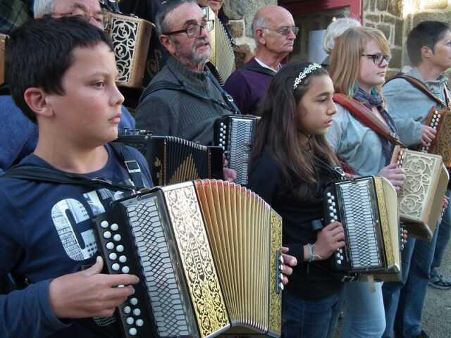 La Bouèze : cours de musique traditionnelle