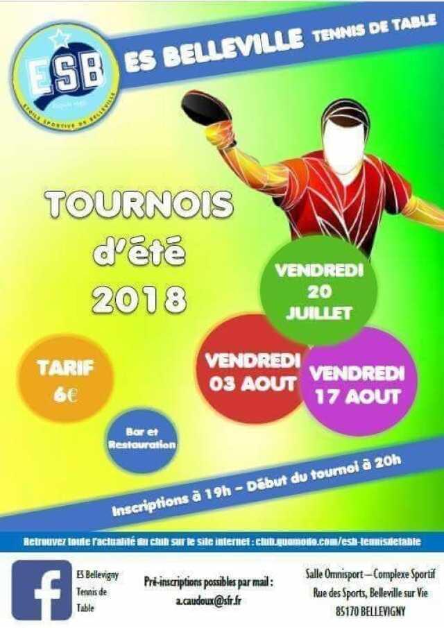 Vendee Competition Sportive Es Bellevigny Vendee Tt 3e