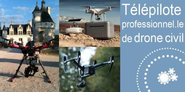 test drone grand public