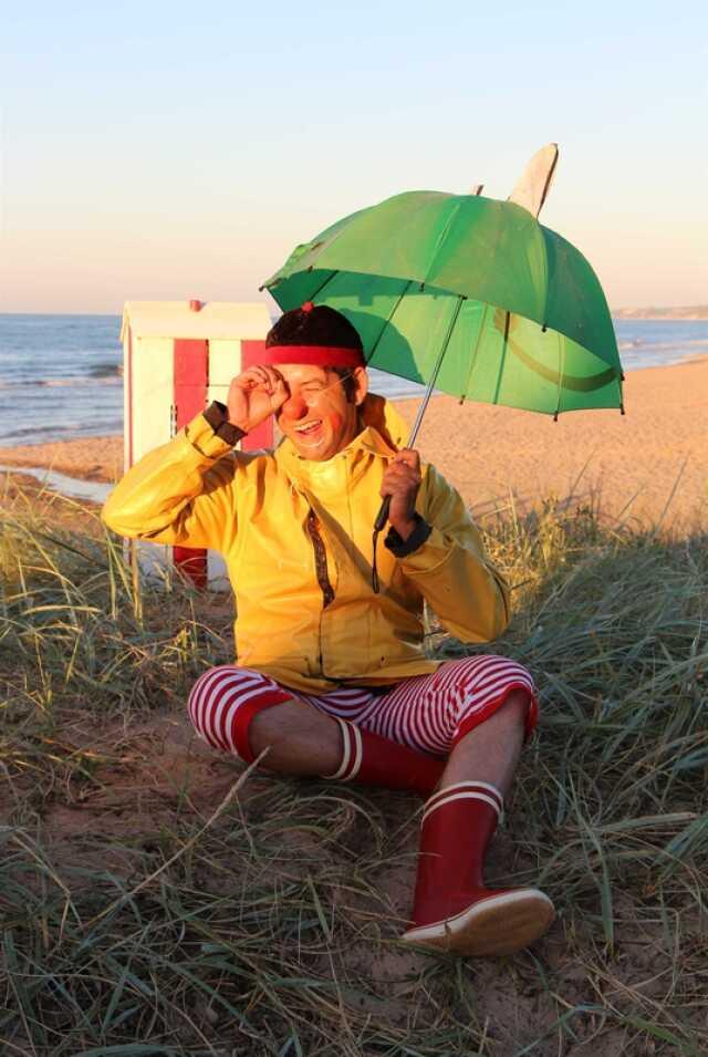 Les Grandes Marées - Georges le clown
