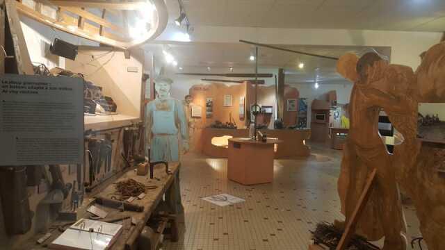 Musée des goemoniers et de l'algue visite