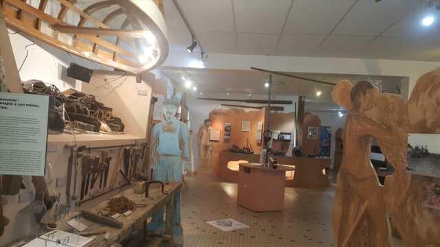 Musée des goéminiers et de l'algue visite