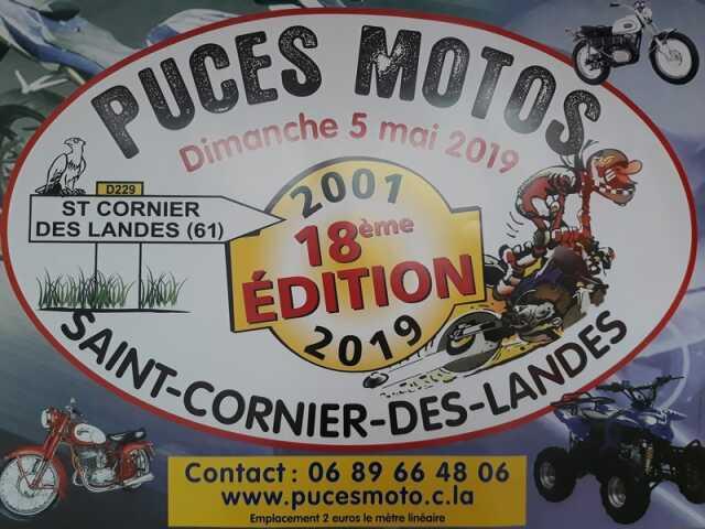 18e année des puces moto