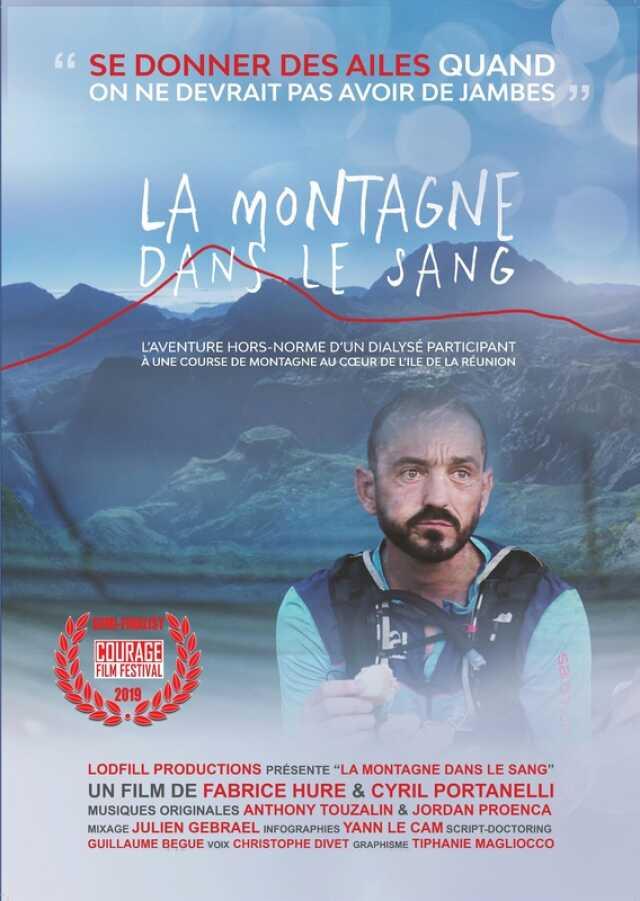 Projection film documentaire « La montagne dans le sang » #dialyse