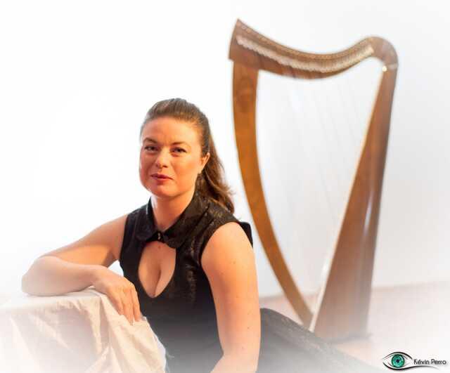 Nolwenn Arzel, harpe celtique
