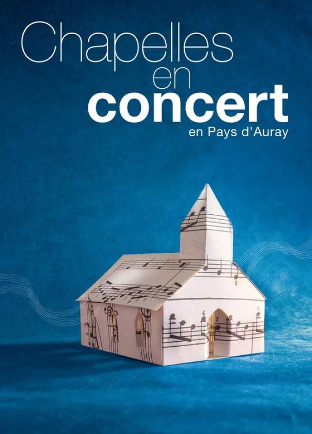 Chapelles en concert : Rozenn Le Trionnaire et Vincent Gailly