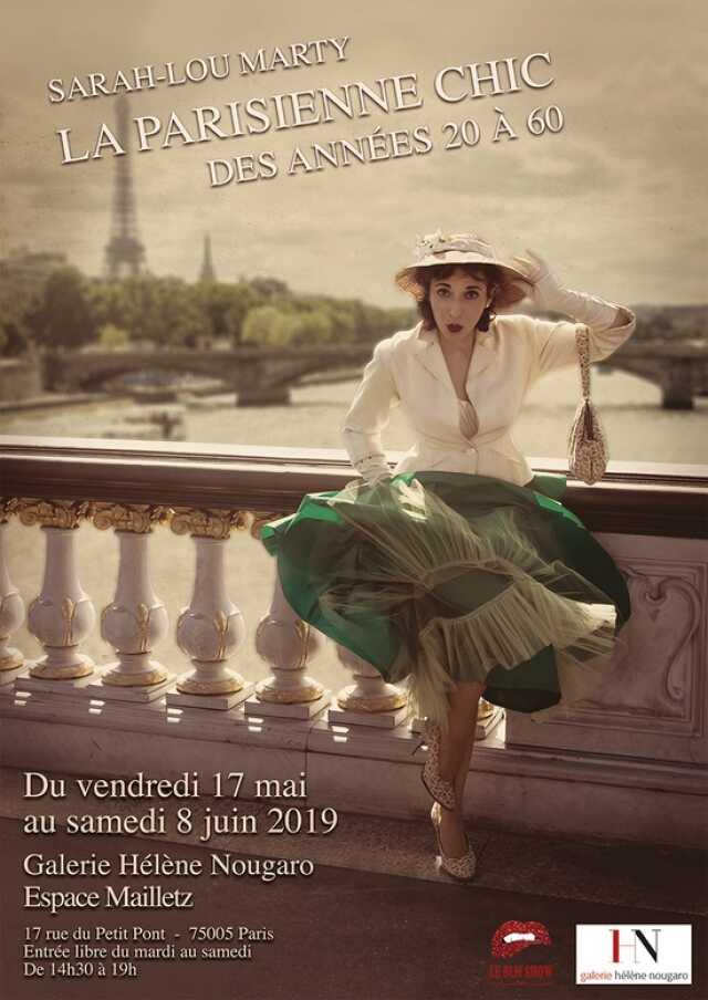 d427709d19 Paris - Exposition - Photographies vintages, rétro et Pin-up ...
