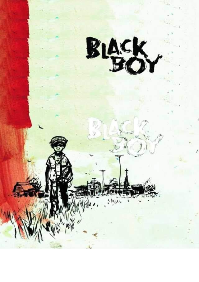 Black Boy (récit musical, dessin en direct)
