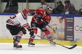 Sortie découverte sport, match de hockey sur glace