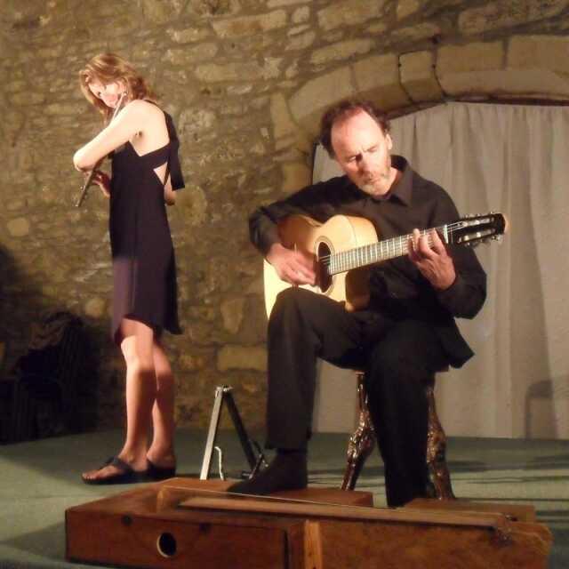 Duo arrin : musique classique d'inspiration celtique