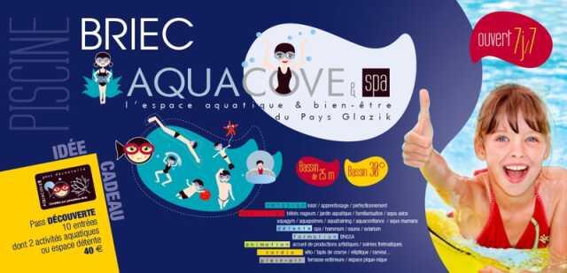 Centre aquatique Aquacove & Spa
