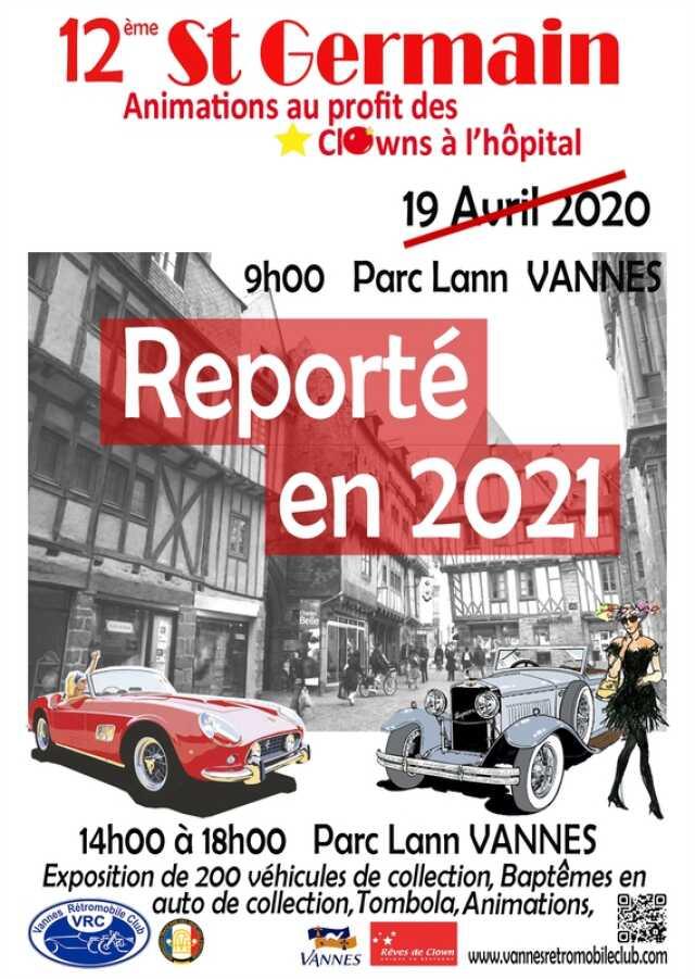 Rallye Saint-Germain 2020 reporté