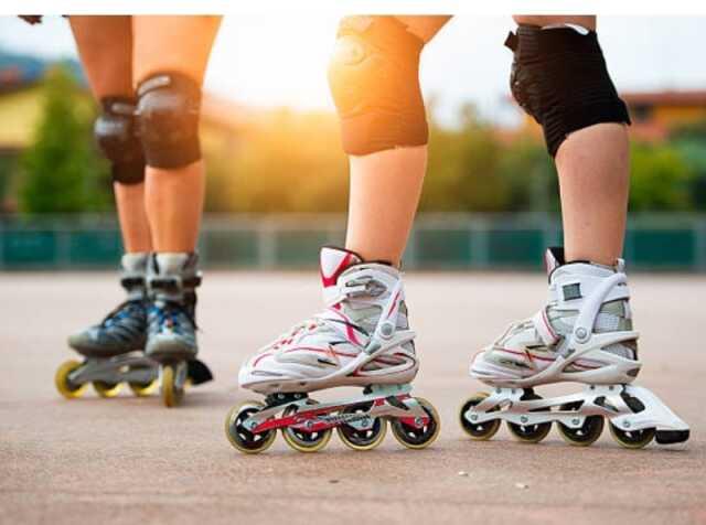 La Vitréenne patins : pratique du roller