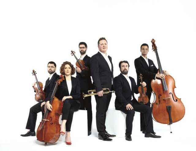 Romain Leleu Sextet ensemble à cordes et trompette