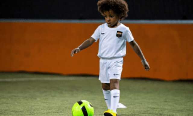 Pratiquer le football dès 4 ans, c'est possible au centre UrbanSoccer de Vern !