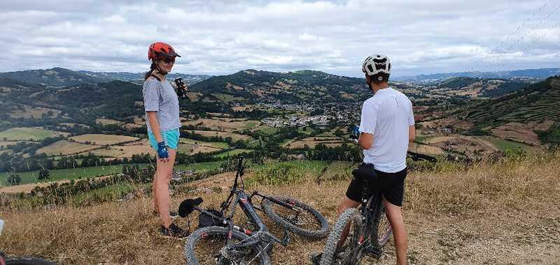 Découverte du Vignoble de Marcillac à vélo