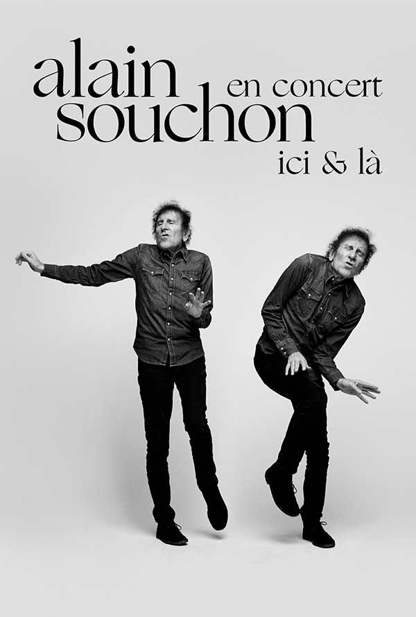 ALAIN SOUCHON / MARIE-FLORE