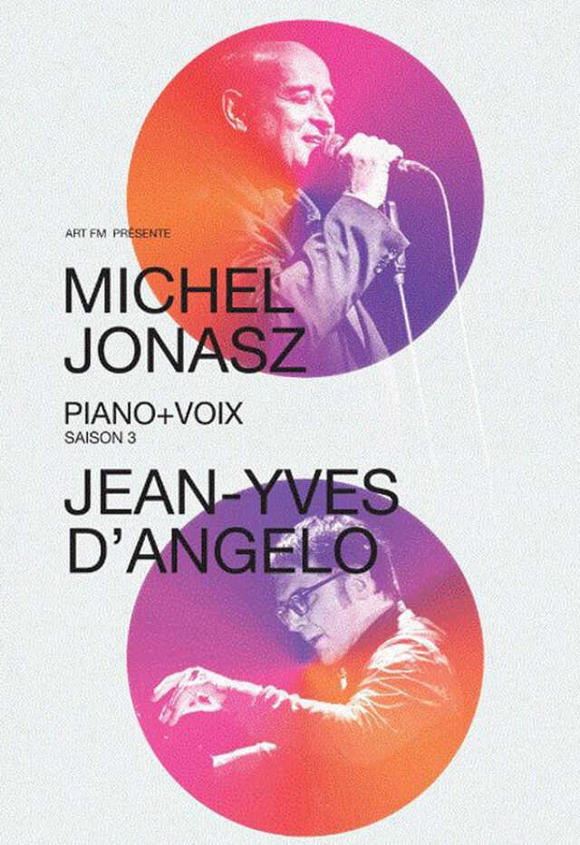 MICHEL JONASZ - PIANO VOIX SAISON 3