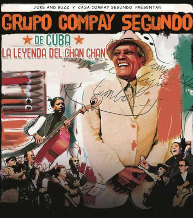 GRUPO COMPAY SEGUNDO