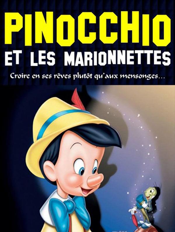 PINOCCHIO ET LES MARIONNETTES