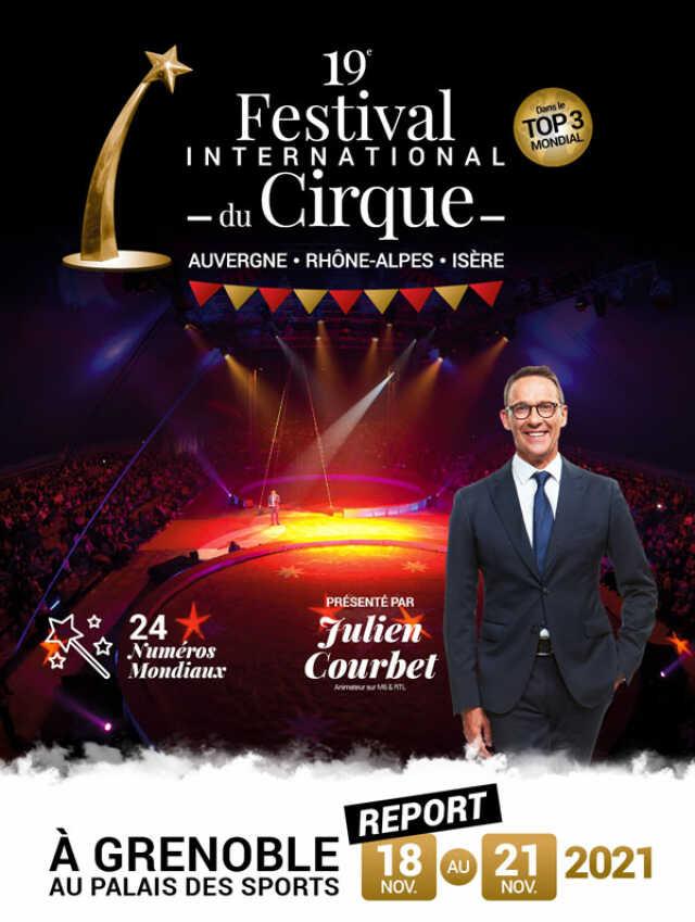 19E FESTIVAL INT.DU CIRQUE AUVERGNE