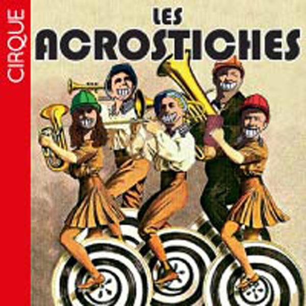 LES ACROSTICHES