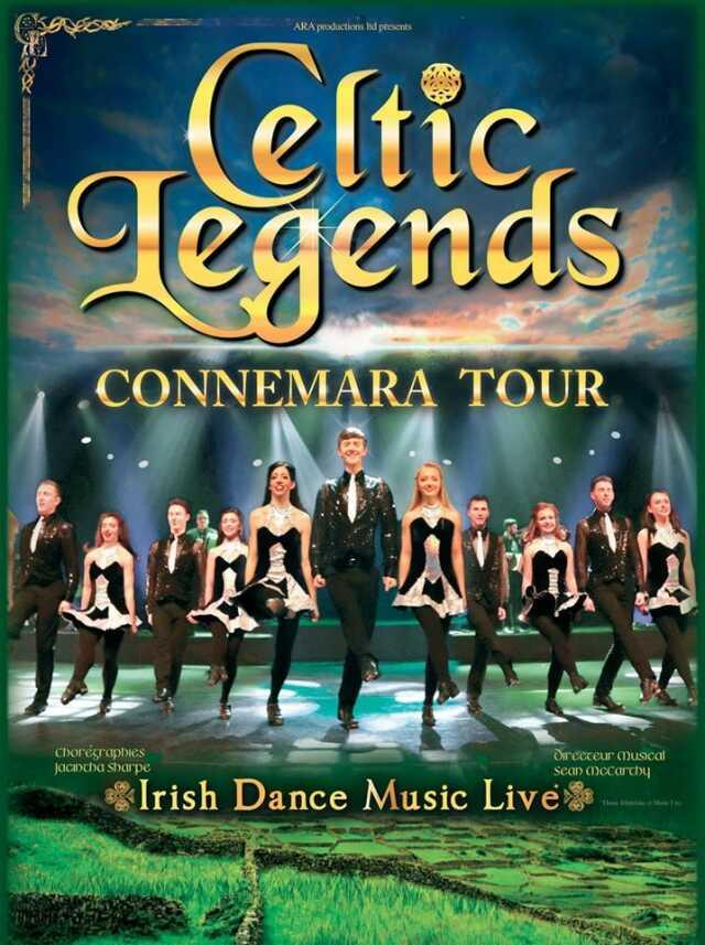 CELTIC LEGENDS CONNEMARA TOUR 2020