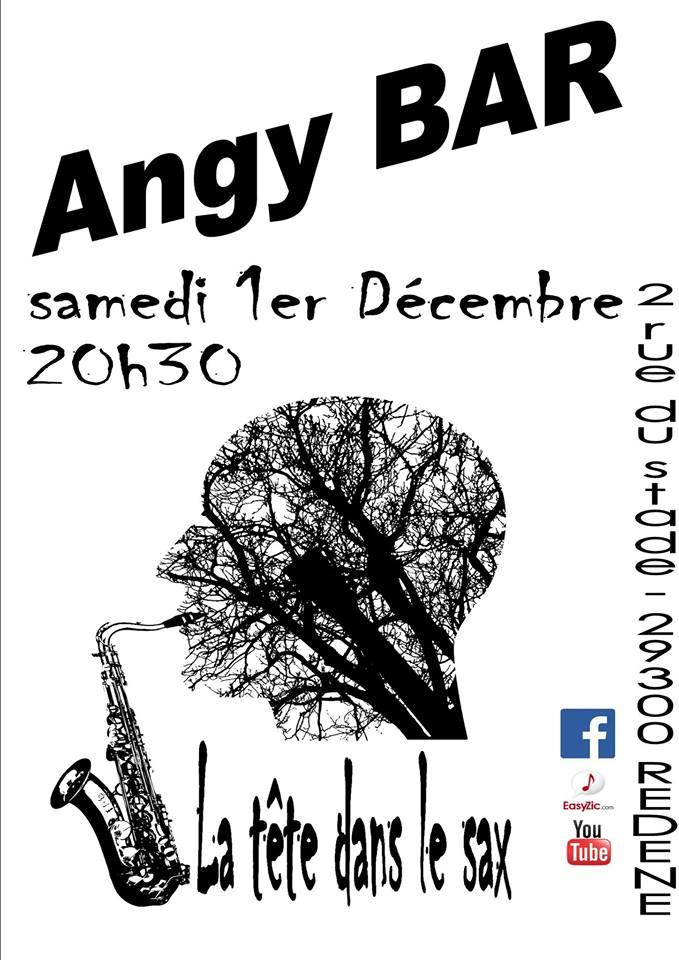 Finistère Concert Concert La Tête Dans Le Sax Agenda