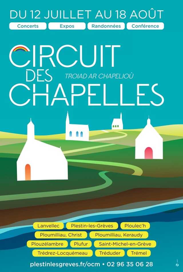 Circuit des Chapelles - Le consort - Concert