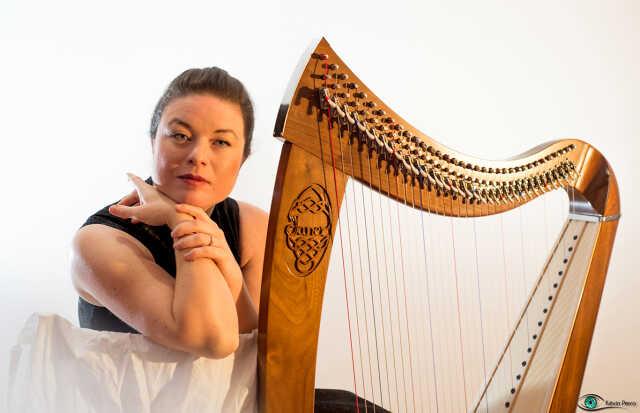 Concert de Harpe Celtique Nolwenn ARZEL