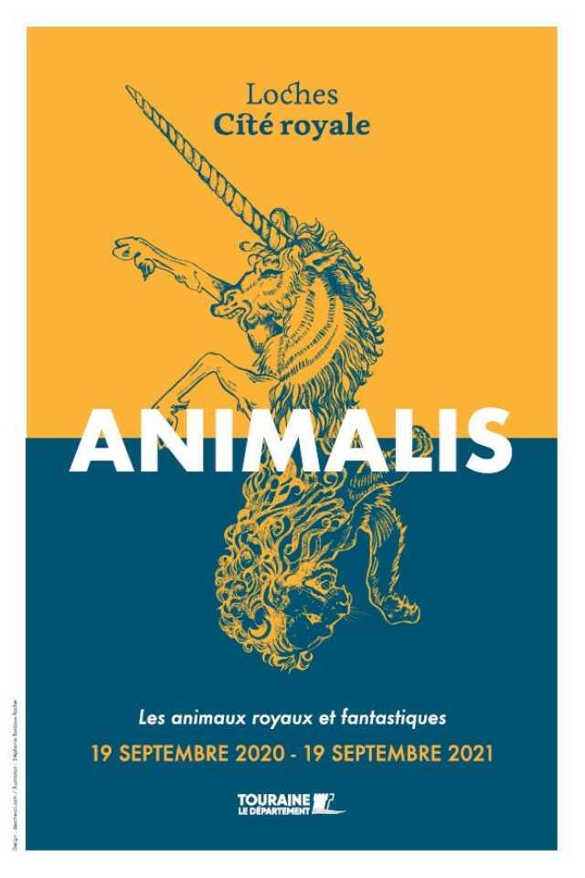 [Exposition] ANIMALIS, les animaux royaux et fantastiques